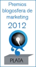 Medalla Plata Blogosfera Marketing 2012