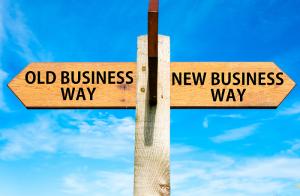 Nueva manera de hacer negocios